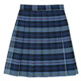 French Toast Girls School Uniforms Plaid Pleated Skirt