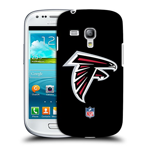 Official NFL Plain Atlanta Falcons Logo Hard Back Case for Samsung Galaxy S3 III mini (Sport Case Samsung S3 Mini compare prices)