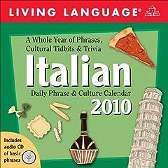 Italian Phrase and Culture Calendar