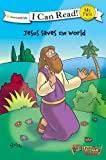 img - for Beginners Bible: Jesus Saves The World (I Can Read) book / textbook / text book