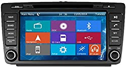 See Crusade Car DVD Player for Skoda Octavia 2005-2008 Support 3g,1080p,iphone 6s/5s,external Mic,usb/sd/gps/fm/am Radio 8 Inch Hd Touch Screen Stereo Navigation System+ Reverse Car Rear Camara + Free Map Details