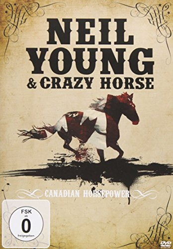 Young Neil & Crazy-Canadian Horsepow - Dvd