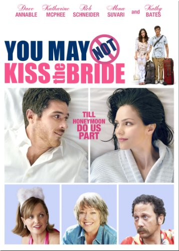 DVD : You May Not Kiss The Bride