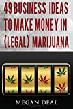 49 Business Ideas to Make Money in (Legal) Marijuana