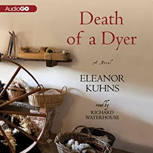 Death of a Dyer Audiobook