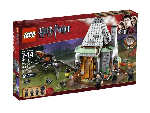LEGO Harry Potter Hagrid's Hut (4738) Amazon.com
