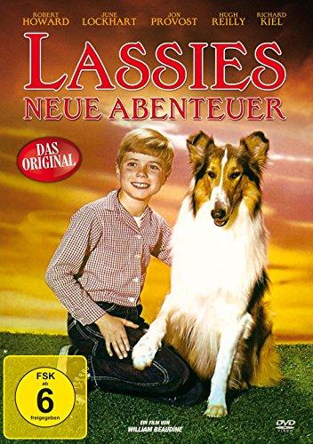Lassies neue Abenteuer