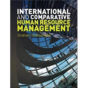 International Human Resources Management - Challenges and Changes
