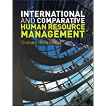 International and Comparative Human Resource Management (Paperback)