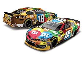 Buy Kyle Busch #18 M&M's 2014 Toyota Camry NASCAR Diecast Car, 1:24 Scale HOTO by Lionel Racing