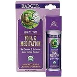 Badger Yoga & Meditation Balm - .60 oz Stick