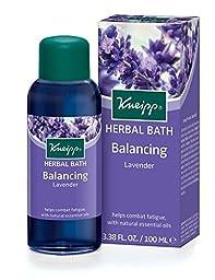 Lavender Massage Oil 3.4oz oil by Kneipp