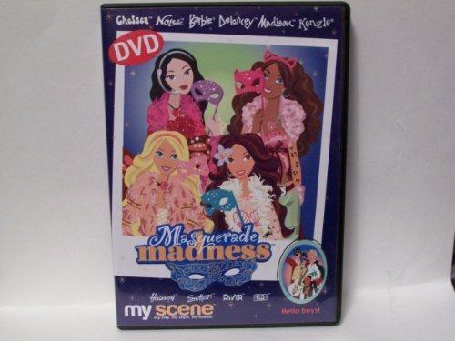 My Scene: Masquerade Madness (DVD) - 1