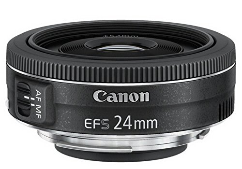 Canon 単焦点広角レンズ EF-S24mm F2.8 STM APS-C...