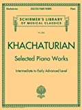img - for Selected Piano Works: Schirmer's Library of Musical Classics, Vol. 2085 book / textbook / text book