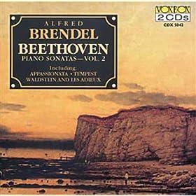 Beethoven: Sonates pour piano - Volume 2
