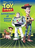 Adventures in Andy's Room (Disney/Pixar Toy Story 3) (Deluxe Coloring Book)