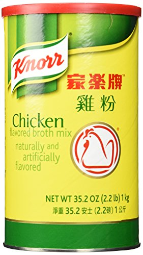 Knorr Chicken Flavored Broth Mix (Knorr Chicken Base compare prices)