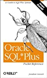 Oracle SQL*Plus Pocket Reference (1565929411) by Gennick, Jonathan