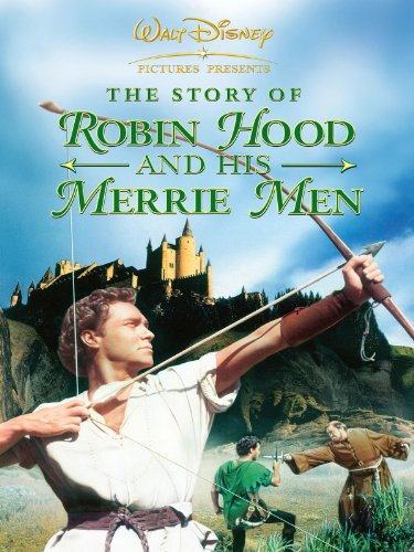 Amazon.com: The Story Of Robin Hood And His Merrie Men: Richard Todd