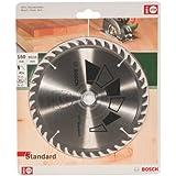 Bosch 2609256811 DIY Kreissägeblatt Basic 160 x 2.2 x 20/16,Z40
