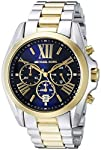 Michael Kors Womens MK5976 Bradshaw Two-Tone Stainless Steel