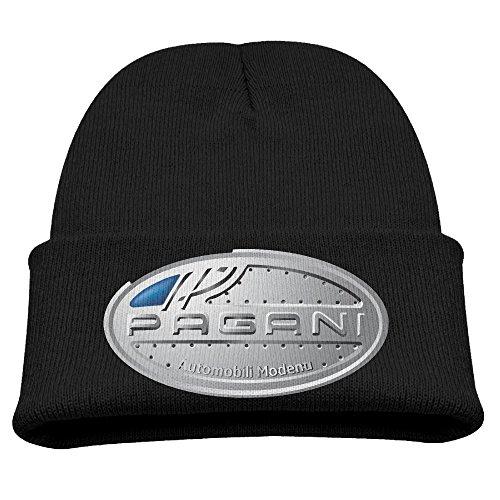 pagani-automobili-spa-unisex-knit-hat-beanies-cap-black