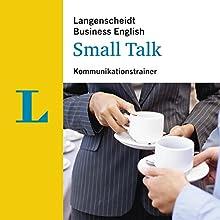 Small Talk - Kommunikationstrainer (Langenscheidt Business English) Hörbuch von  div. Gesprochen von:  div.