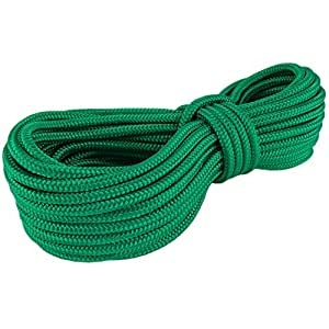 Polypropylenseil SH 4mm Meterware GRUEN GRÜN Polypropylen Seil Reepschnur Leine Schnur Festmacher Rope