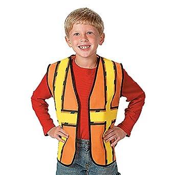 Construction Worker Vest