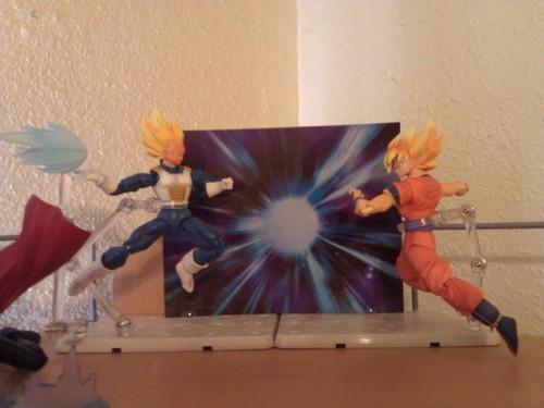 Bandai Tamashii Nations Saint Cloth Myth EX Display Stage Action Figure