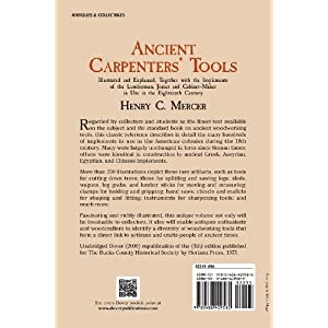 Ancient Carpenters' Tools Livre en Ligne - Telecharger Ebook