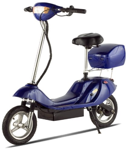 X Treme Scooters Electric Scooter Blue Buy Electric