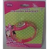 Disney Minnie Mouse 3 Modes Flashing Bracelet