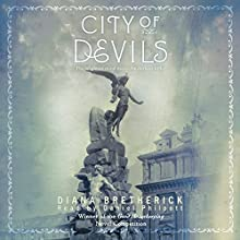 City of Devils (       UNABRIDGED) by Diana Bretherick Narrated by Daniel Philpott