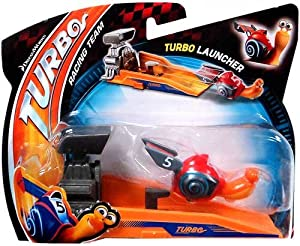 Turbo Movie Dreamworks LAUNCHER + 1 snail: Amazon.co.uk ...