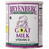 Meyenberg Whole Powdered Goat Milk (12 Ounce)