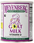 Meyenberg Whole Powdered Goat Milk, V...