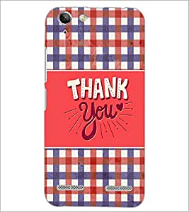 PrintDhaba Quote D-3694 Back Case Cover for LENOVO VIBE K5 PLUS (Multi-Coloured)