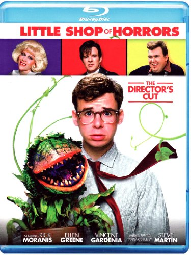 Little shop of horrors (+book) (director's cut) [Blu-ray] [IT Import]