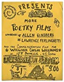 [Broadside]: Poets Commune Publications Berkeley Presents More Poetry Films