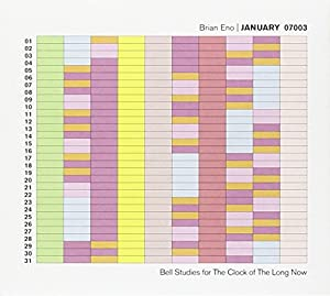 January 07003 | Bell Studies for The Clock of The Long Now