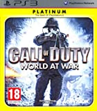 CALL OF DUTY 5 WORLD AT WAR PS3_
