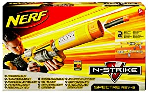 Nerf N-Strike Spectre Rev-5 Dart Blaster at Sears.com