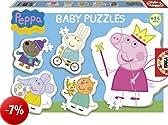 Educa-Borras 15622 - Peppa Pig baby puzzle