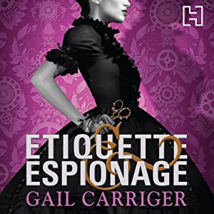 Etiquette and Espionage Hörbuch
