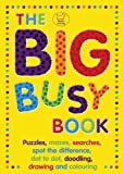 Various Authors The Big Busy Book (Buster Books)