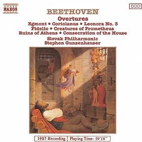 Beethoven: Overtures, Vol. 1