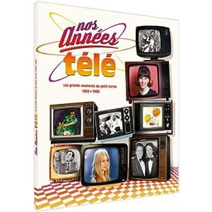 Nos annees télé - 1950/1980 - 3 DVD [Édition Collector]