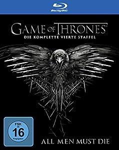 Game of Thrones - Die komplette 4. Staffel [Blu-ray]
